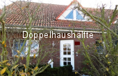 VERKAUFT !!! Doppelhaushälfte mit Keller auf schönem Eigentumsgrundstück