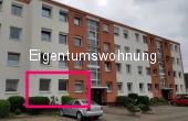 VERKAUFT !!! Stadtnahe 3-Zimmer-Eigentumswohnung mit Balkon in Braunschweig